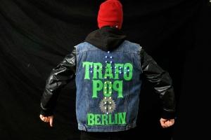 LED Jacket Philip back total