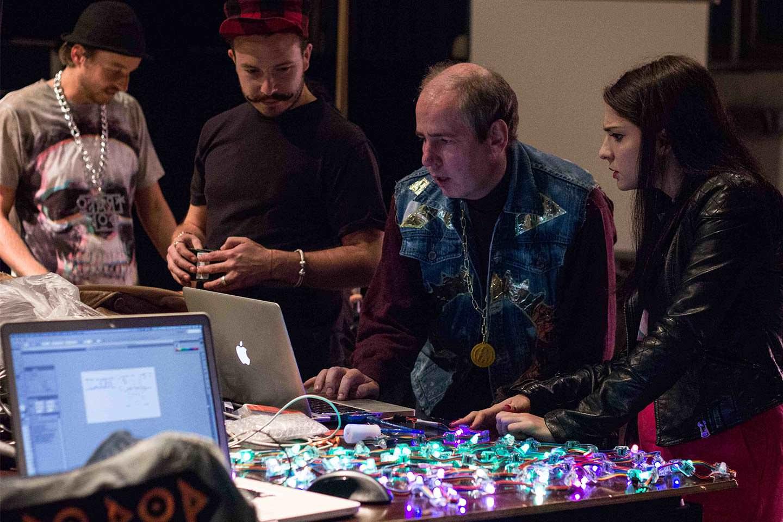 platoon kunsthalle workshop at remake festival