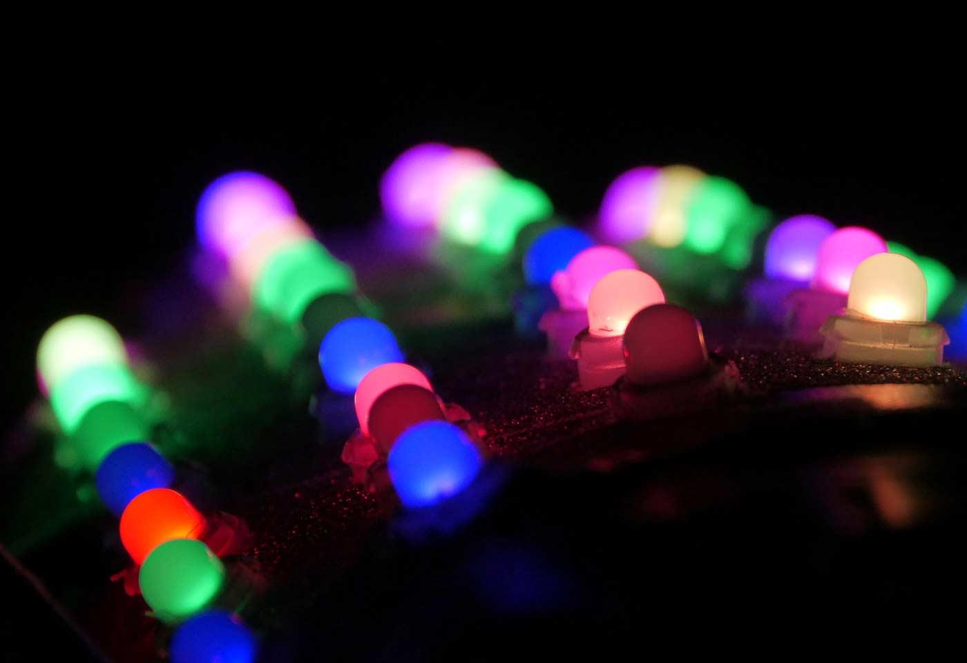 LEDs at work